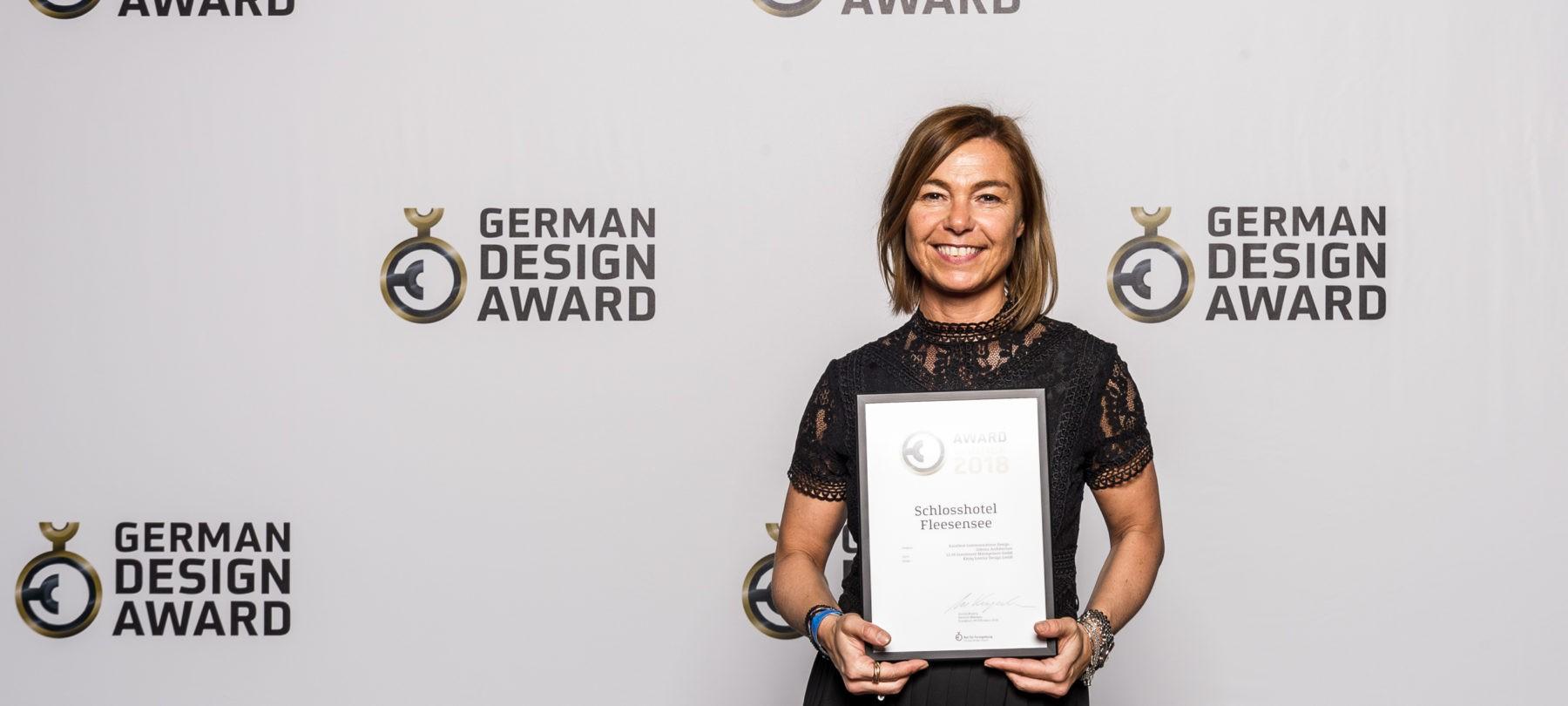 German Design Awards – Schlosshotel Fleesensee