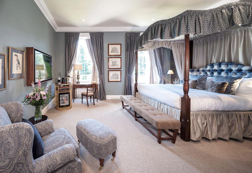 Bestes Hotel Schottlands – SCHLOSS Roxburghe