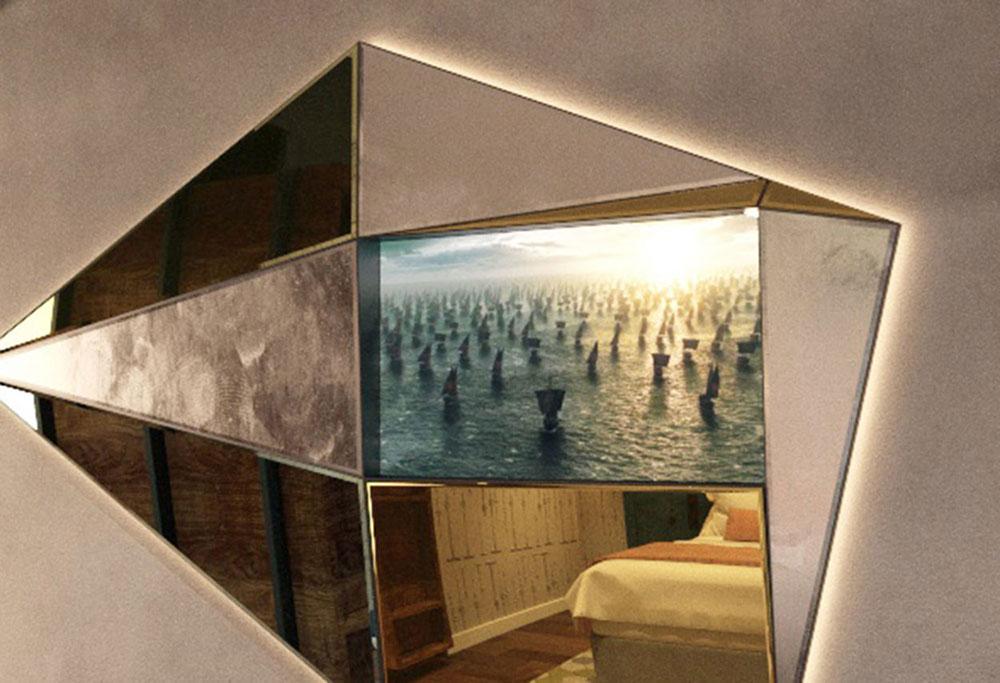 Hotel Indigo Berlin Produktdesign