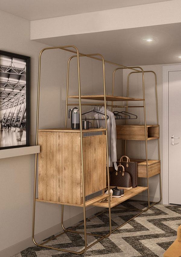 Hotel Lindner Düsseldorf Produktdesign