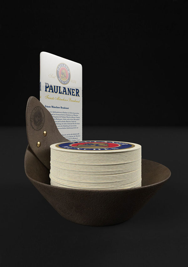 Paulaner Bräuhaus Produktdesign