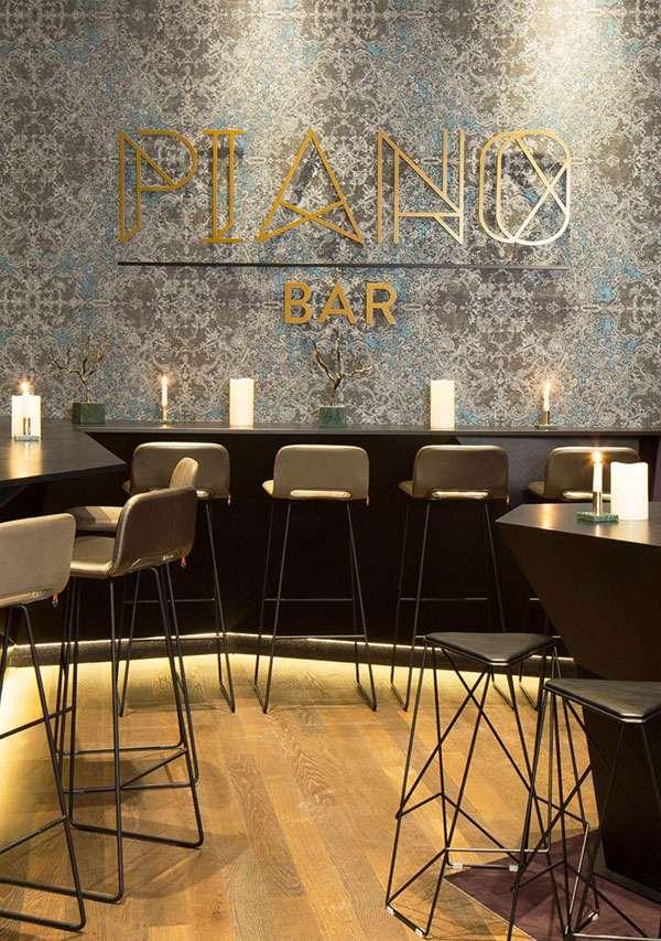 Piano Bar — GOP Bonn, DE