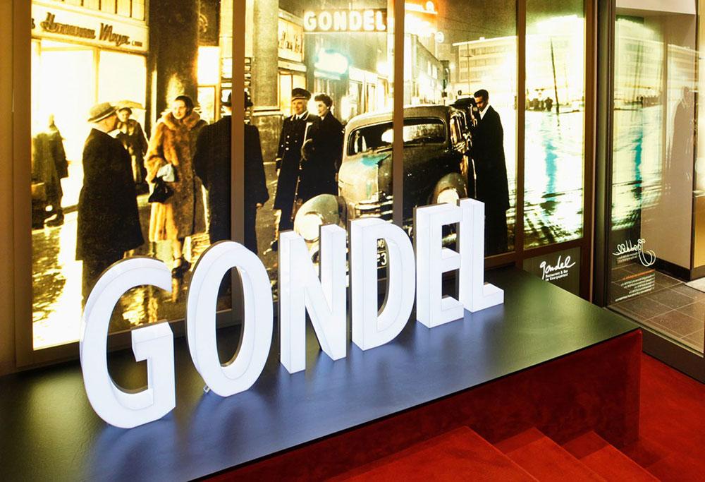 Restaurant Gondel — GOP Hannover, DE