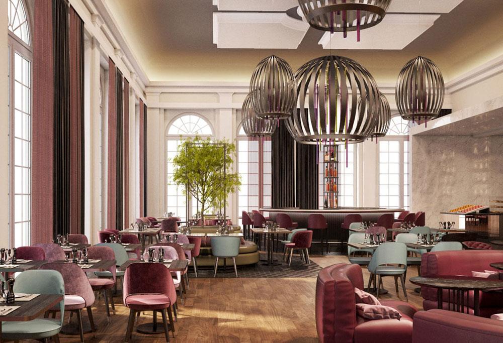 Schloss Hotel Fleesensee Produktdesign