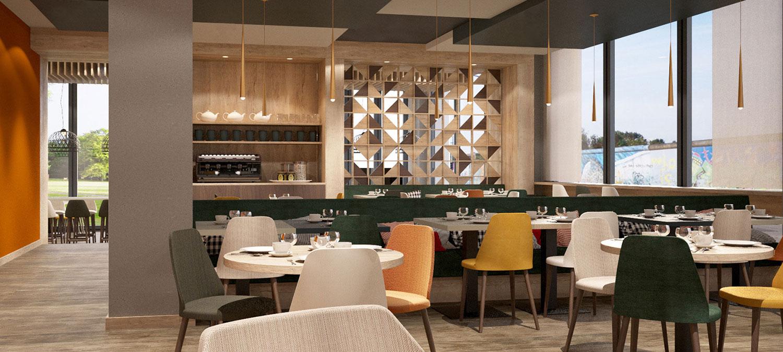 Hampton by Hilton Hotels — International, National