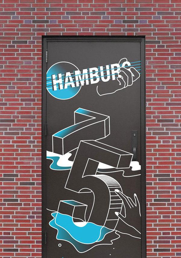 S-Bahn-Station — Hamburg Holstenstraße, DE