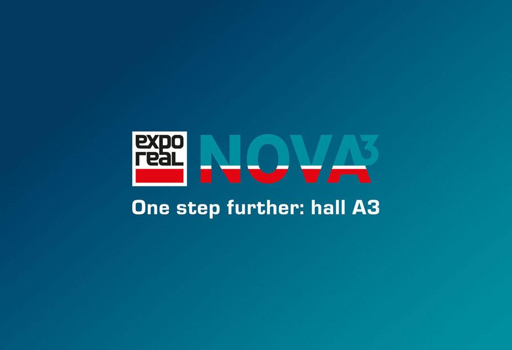 Expo Real NOVA³ —  Messe München, DE
