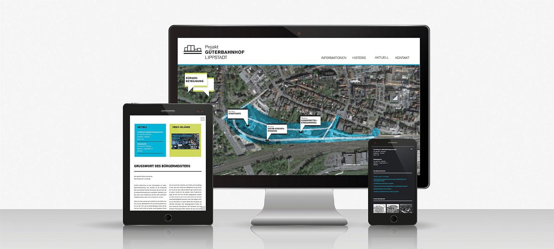 Project Güterbahnhof — Lippstadt, DE