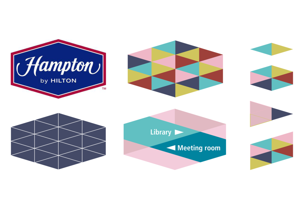Hampton by Hilton Hotels — International