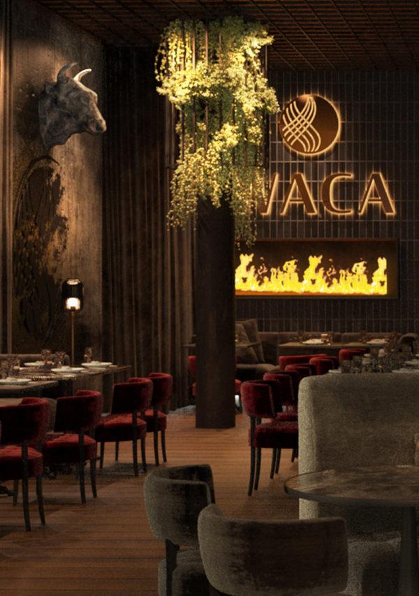 WACA Restaurant — München, DE