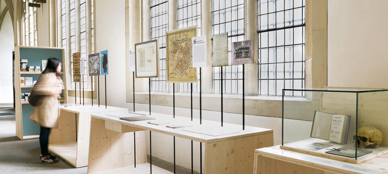 400 Jahre Kapuziner in Münster — Ausstellung, DE