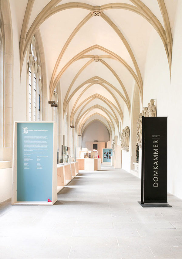 400 Years Kapuziner in Münster — Exhibition, DE