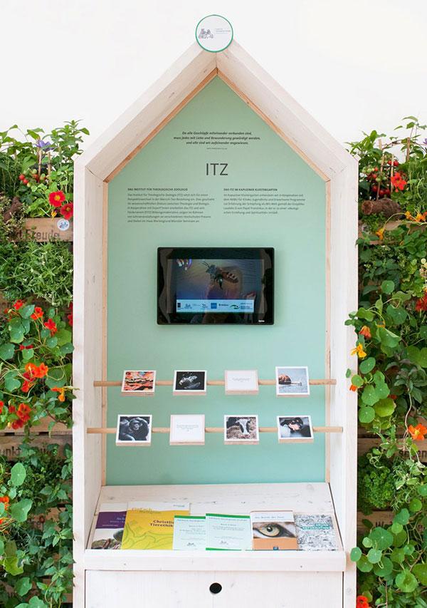 Kapuziner Klostergarten Münster — Exhibition Stand, DE