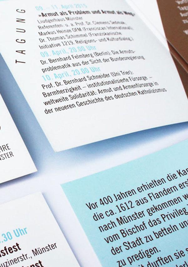 400 Jahre Kapuziner — Jubiläumsjahr Münster, DE