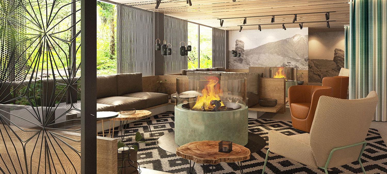 Lifestyle Hotel — Tenerife, ES