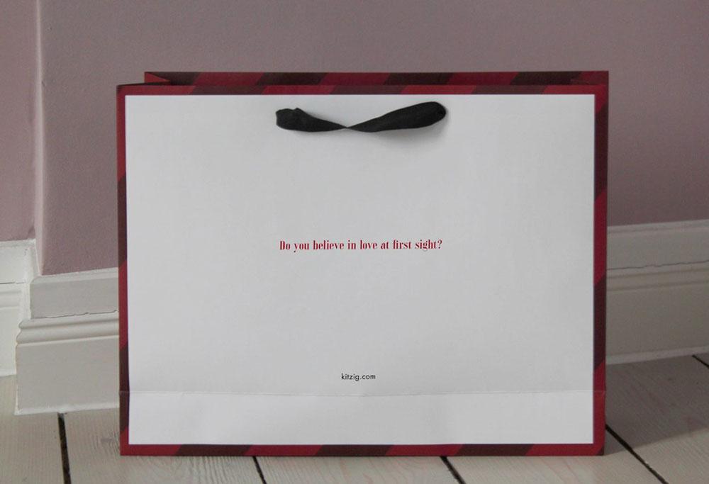 A love affair — Kitzig Design Studios, DE