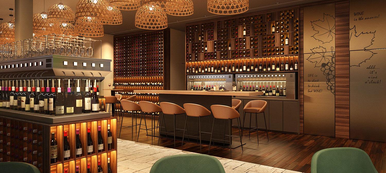 Mövenpick Wine Bar — Geneva, CH