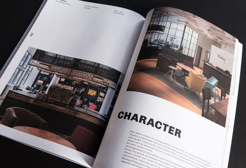 Office Buch — Kitzig Interior Design, DE