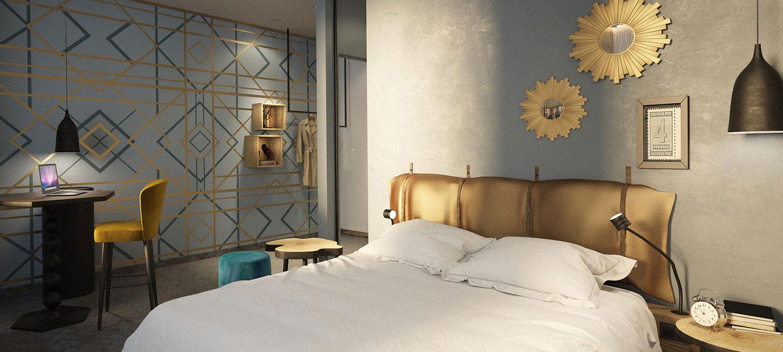 Post Boutique Hotel — Wuppertal, DE
