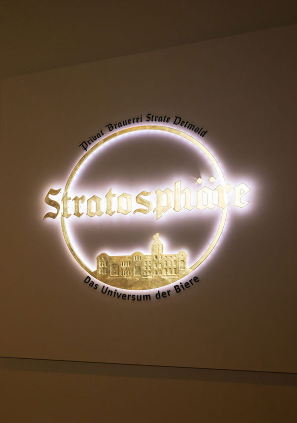 Stratosphäre Private Brewery Strate — Detmold, DE