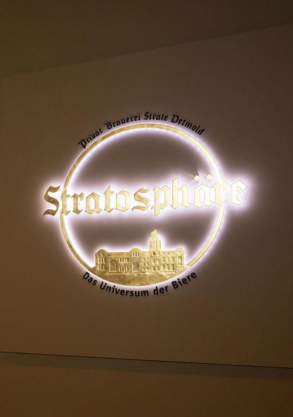 Stratosphäre Brauerei Strate — Detmold, DE