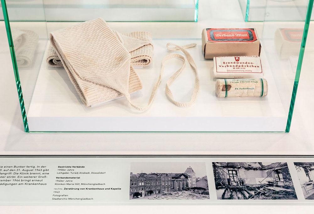 Berührend — Dauerausstellung, DE