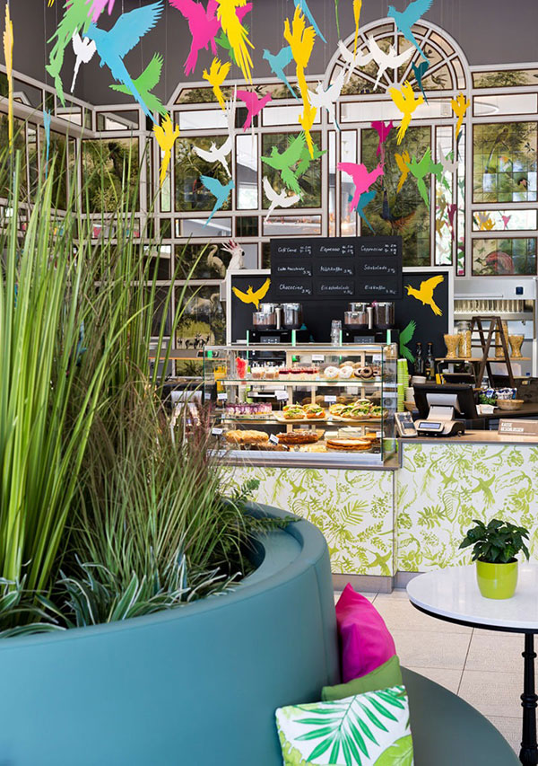 Café Kakadu — Tierpark Berlin, DE