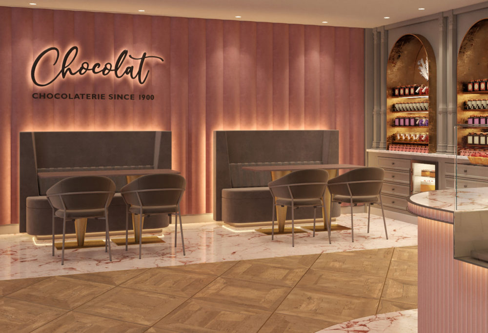 Chocolaterie — New York, Boston, Atlanta