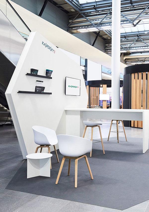 Cyber Security Exhibition Stand — München, DE
