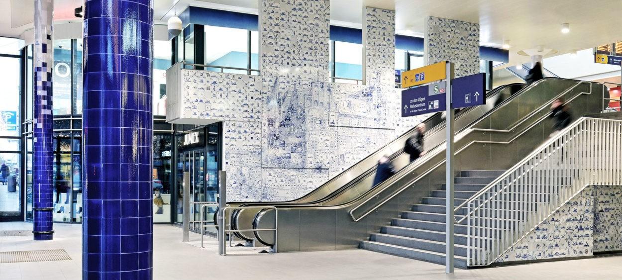 Vier neue S-Bahnstationen in HH