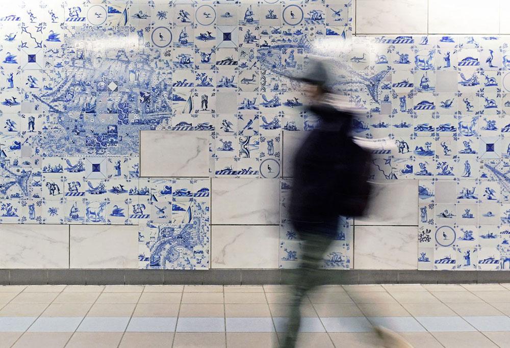 S-Bahn-Stations — Hamburg, DE