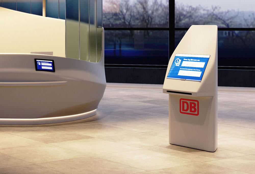 Deutsche Bahn Information 4.0 — DE