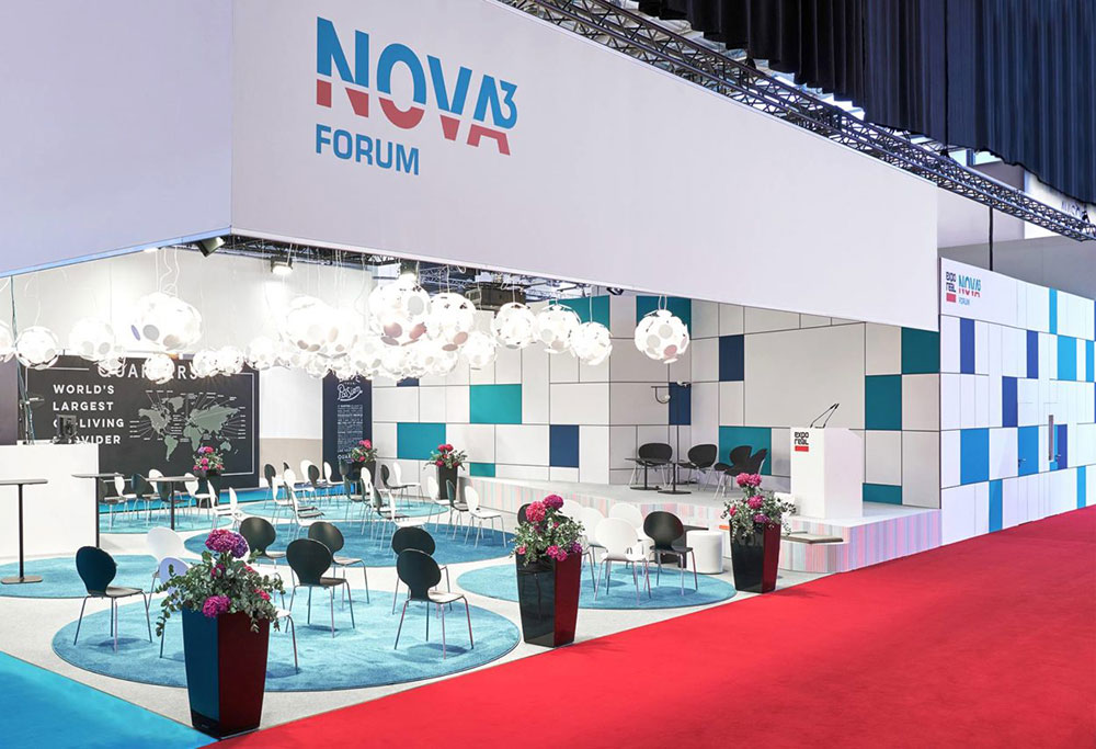 Expo Real NOVA³  — Munich, DE