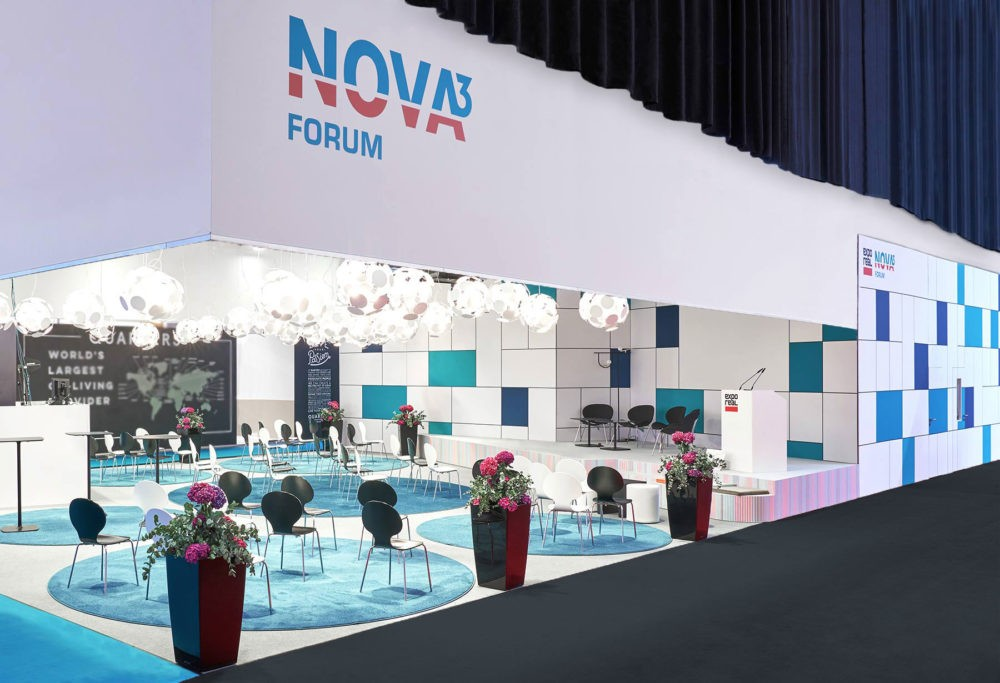 Expo Real NOVA³  — München, DE