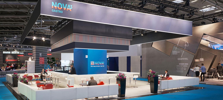 Expo Real NOVA³  — Munich, DE