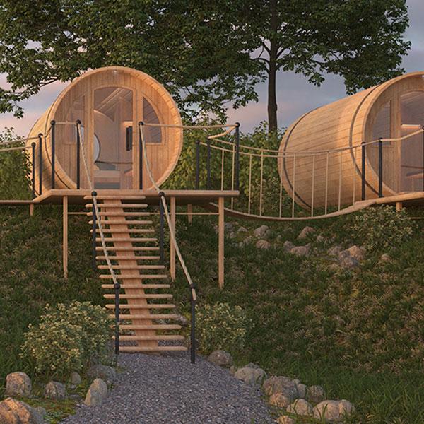 Fasshotel wei e wiek boltenhagen de for Kitzig interior design gmbh