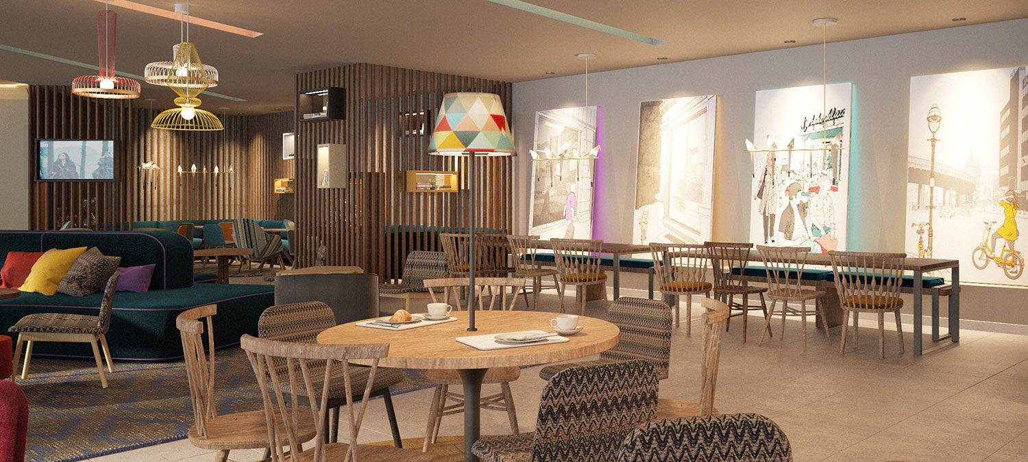 Hampton by Hilton — Europe, Middle East, Africa