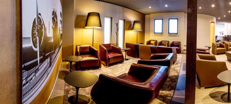 hugo junkers lounge airport d sseldorf de. Black Bedroom Furniture Sets. Home Design Ideas