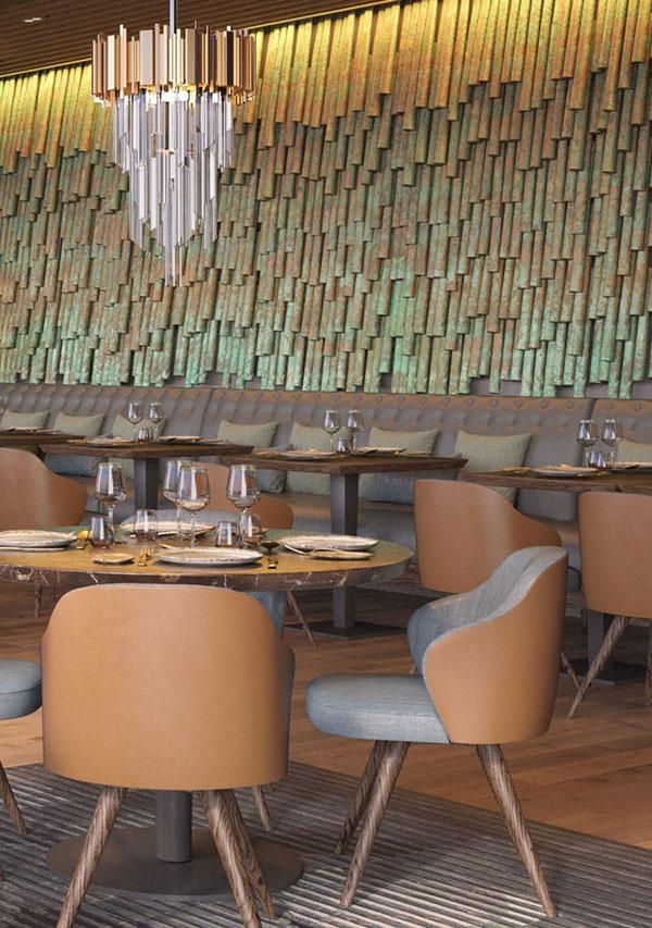 Restaurant — International Hotel Group, CH