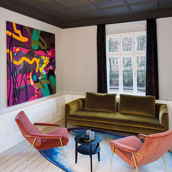 Gestaltung von konferenzbereichen in hotels for Kitzig lippstadt