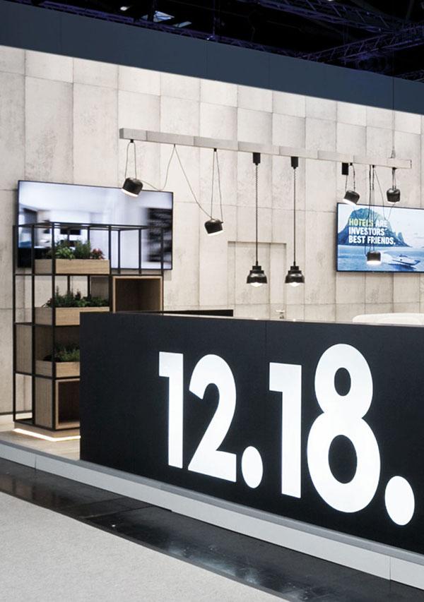 12.18. Investment Management Exhibition Stand — Munich, DE