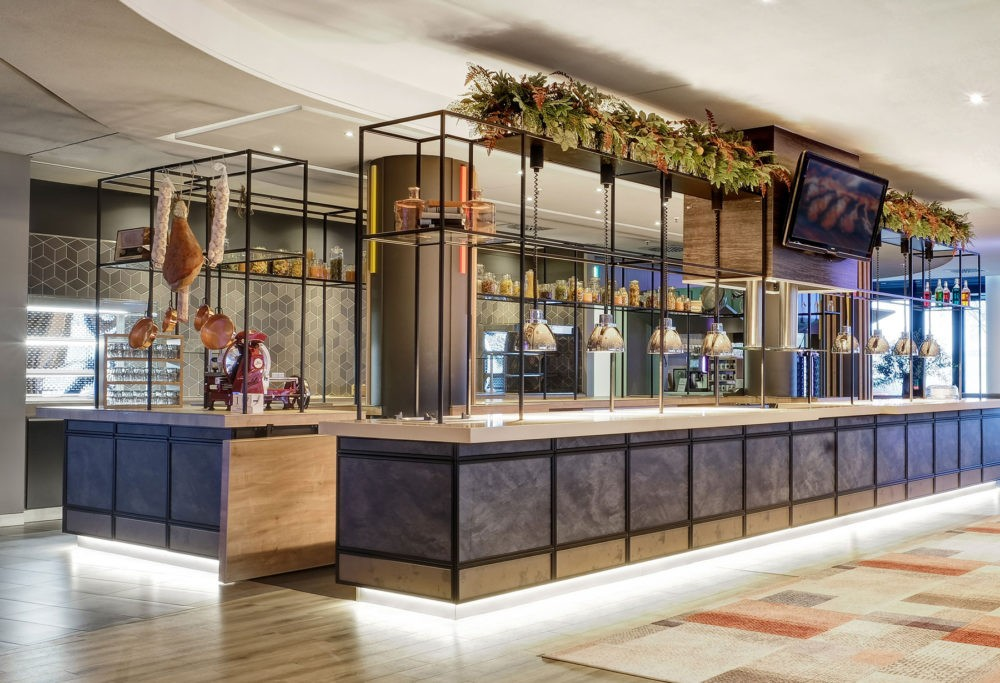 Novotel Hotels Gastronomie — International, National