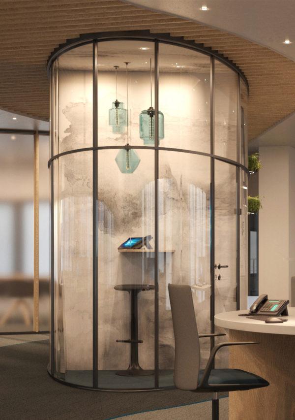 Workspace Design — Cologne, DE