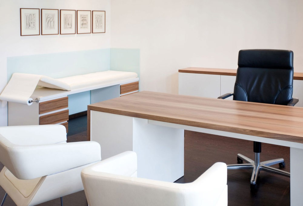 Praxisräume — Interior Design