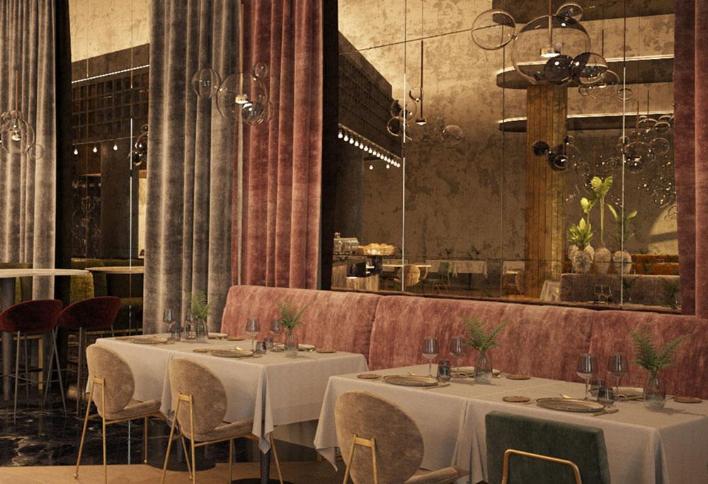 Bar & Restaurant — International Hotel Group, IT