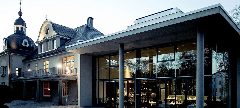 Kosmos, Humboldt -Villa — Lüdenscheid, DE