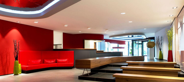 Rewe Hauptsitz Foyer — Dortmund, DE