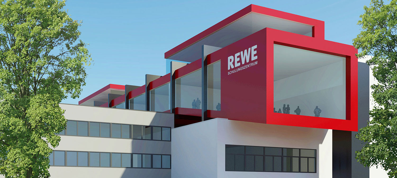 Rewe Headquarter Foyer — Dortmund, DE