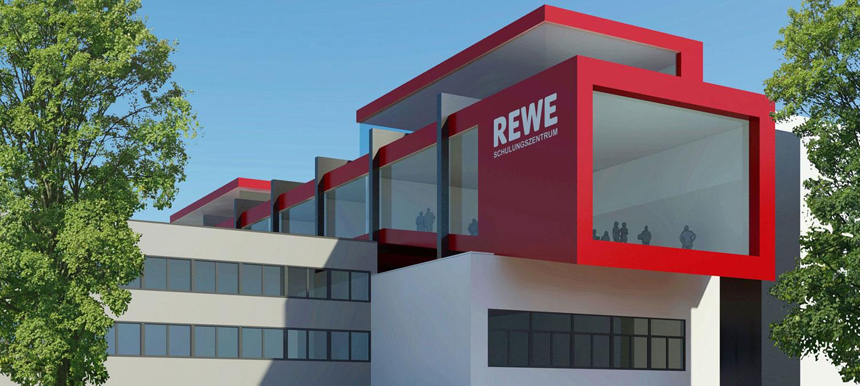 Rewe Schulungszentrum — Dortmund