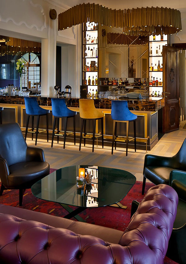 Bar 1842 — Schloss Hotel Fleesensee, DE